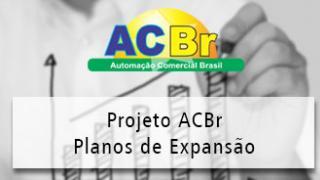 Projeto ACBr - Planos de Expansão